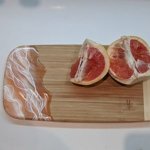 Other - Charcuterie board, bamboo serving tray, appetizer